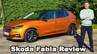 New Skoda Fabia review ‐ 🤬 you VW Polo!