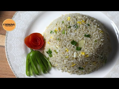 Yakimeshi Japanese Egg Fried Rice Recipe By Cooking Mount