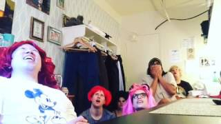 DRAG RACE Season 9 Reaction (Broadway cast of Groundhog Day)
