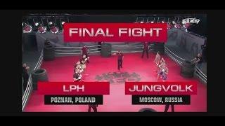 Бои без правил. Стенка на стенку, Россия vs Польша (event 1 2014)