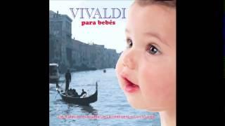 Vivaldi para bebes  1- estimulacion de la inteligencia  y relajacion - prenatal embarazo