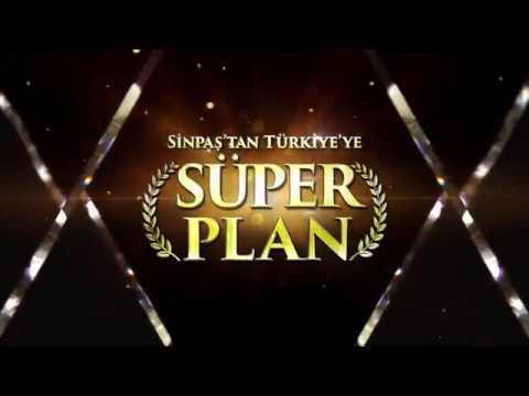 Süper Marka Sinpaş'tan Ankara'ya Süper Plan - Ege Vadisi