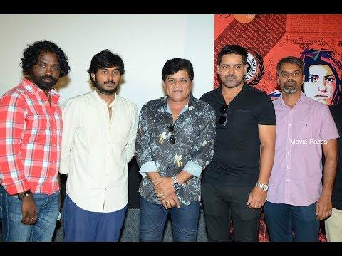 Desamlo Dongalu Paddaru Movie Team Pressmeet