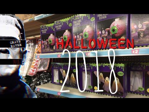 Titel: Poundland Halloween 2018