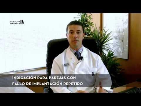 La Biopsia de endometrio (Scratching endometrial) y su papel en la Fertilidad
