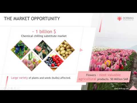 Growing cold climate crops in warm regions
