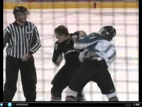 Matt Fraser vs Brett Ferguson