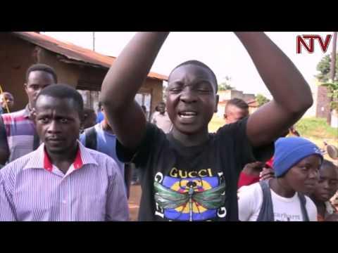 Abasirakale ba RDC e Mityana bakubye abatuze amasasi
