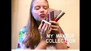 My Makeup Collection | Alyssa Michelle - Video Youtube