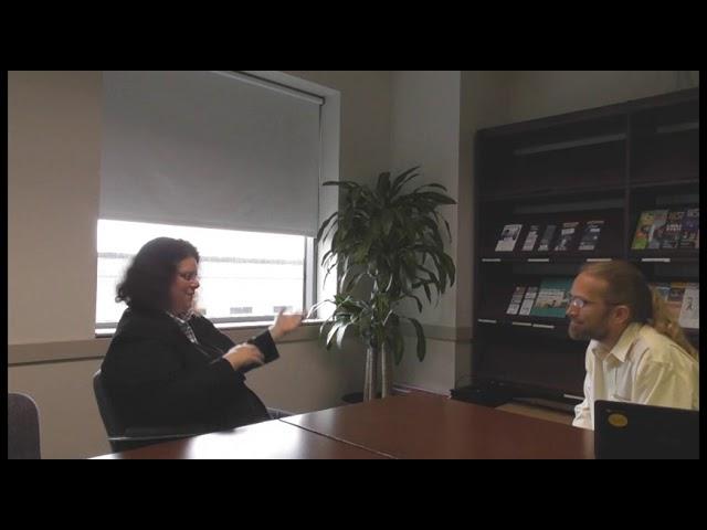 Doreva Belfiore, Director of Library Services – Part 2/2