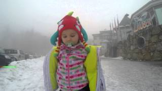 preview picture of video 'Marie Therese Snow fun Semmering Jänner 2015'