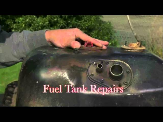 6. How to fix a hole in a Muffler or Exhaust Pipe