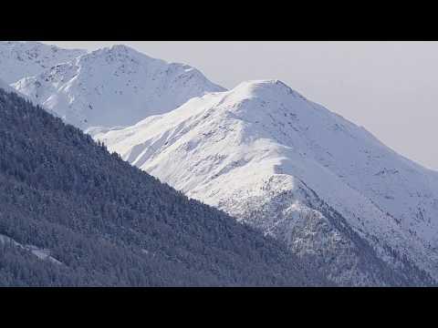 Meteo   LIVIGNO bianca, una vera magia [VIDEO]