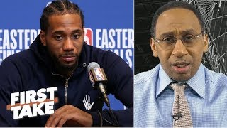 The Raptors don't have enough firepower to beat the Bucks – Stephen A. | First Take