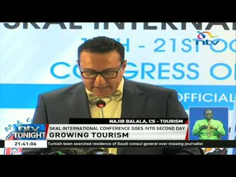 CS Balala: Tourist numbers to increase by 30% by 2022