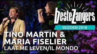 Laat me leven / Il Mondo (With Tino Martin)