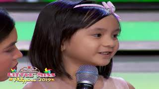 Little Miss Philippines 2019 - Question and Answer | July 13, 2019