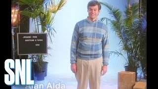 Jurassic Park Auditions   SNL