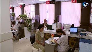 Новгородцы вновь смогли проверить здоровье на базе МФЦ