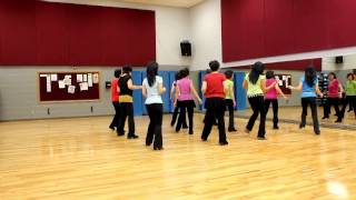 All About A Woman - Line Dance (Dance & Teach in English & 中文)