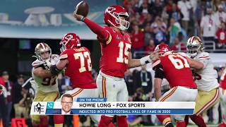 FOX Sports' Howie Long Breaks Down the Chiefs' Super Bowl Win Over the 49ers | The Rich Eisen Show
