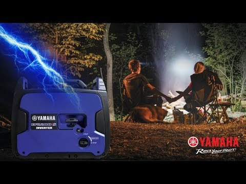 Yamaha EF2200iS Generator in Ishpeming, Michigan - Video 1