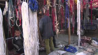 preview picture of video 'Kashgar Sunday Markets'