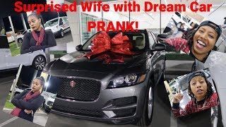 Surprised Wife with Dream Car PRANK ((MUST Watch until the END))