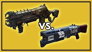Destiny 2: Lord of Wolves is GOOD - Shotgun Damage Comparison