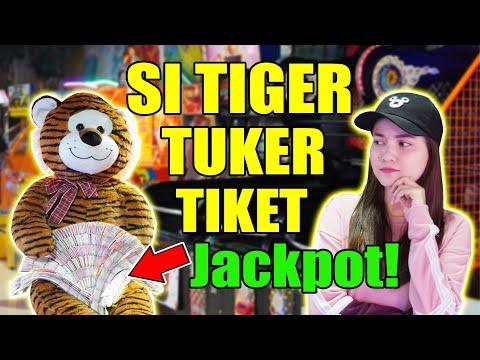 TUKER RIBUAN JACKPOT BARENG SI TIGER!! HADIAHNYA BANYAK BANGET..!!