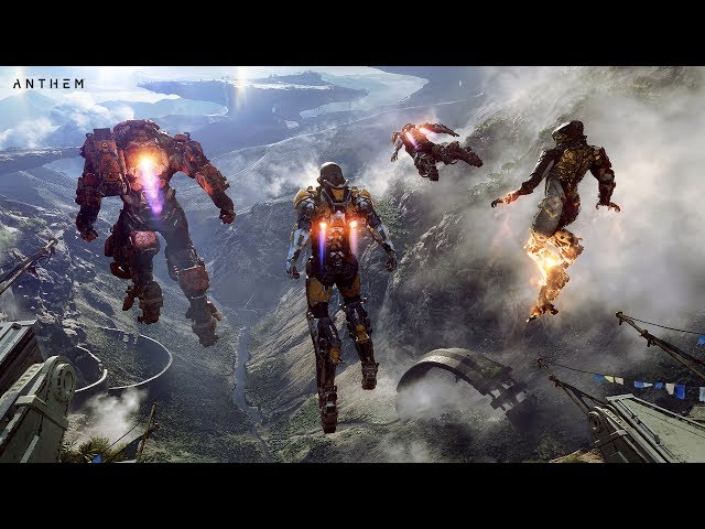 Anthem - Best PC Game of E3 2017 - Nominee