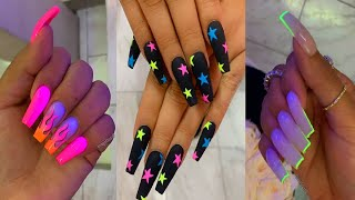Top Amazing Acrylic Nail Ideas To Show Your Sparkle _ The Best Nail Art Designs