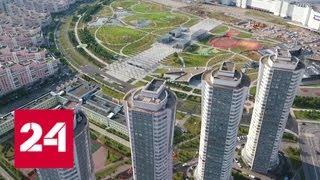 Около 80 парков будут благоустроены в Москве ко Дню города - Россия 24