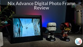 Nix Advance Digital Photoframe Review