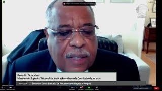 COMBATE AO RACISMO - Encontro com a Bancada de Parlamentares Negras e Negros - 05/03/2021 11:00