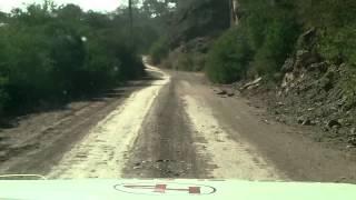 preview picture of video 'Elpirata Rallyshow. Rally de olta. L.R. 2012'