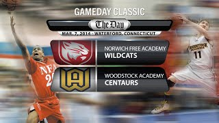 GameDay Classic: NFA-Woodstock 2014 ECC Boys' Basketball Final
