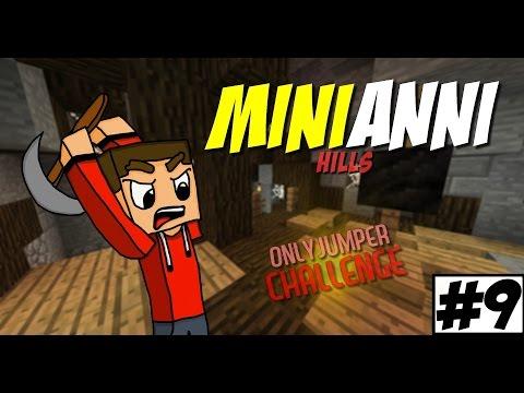 #9【MiniAnni】►Only jumper CHALLENGE w/Marawan [FullHD60fps]