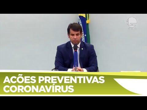 Ações Preventivas Coronavírus no Brasil - Propostas da relatora e de membros do colegiado - 02/04/20