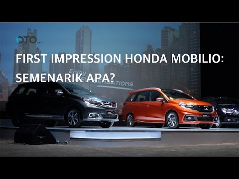 First Impression New Honda Mobilio l OTO.com