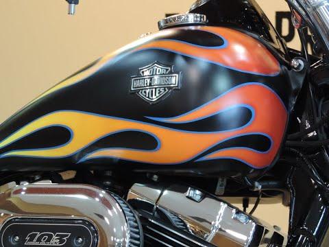 2017 Harley-Davidson HD Dyna FXDWG Wide Glide