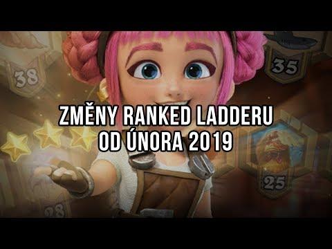 Změny ranked ladderu od února