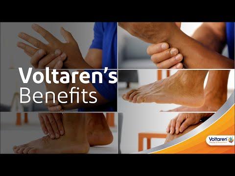 Durerea articulară diclofenac nu ajută