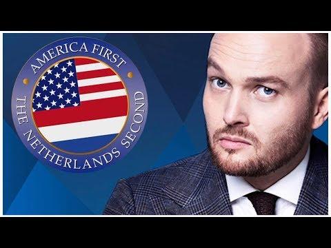 VIDEO: Holanda arrasa Trump com vídeo humorístico