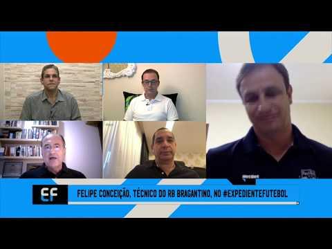 EXPEDIENTE FUTEBOL com Felipe Conceição e jornalista português! PROGRAMA COMPLETO (02/04)