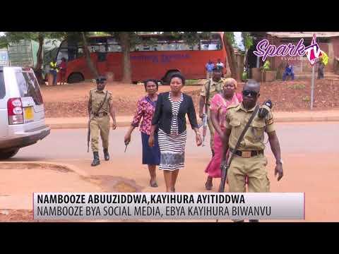 Nambooze akwatiddwa annyonyole ku by'okutta omubaka Abiriga