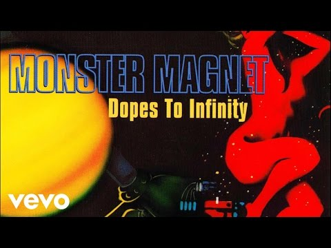Monster Magnet - Toazted Interview 1995 (part 2 of 3)