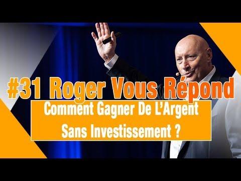 Comment Gagner De L'Argent Sans Investissement ?