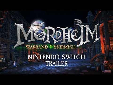 Mordheim: Warband Skirmish | Nintendo Switch Trailer thumbnail