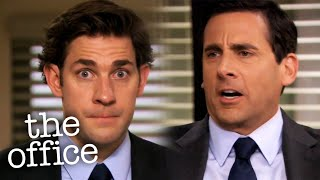 Michael Embraces his Embarrassment - The Office US